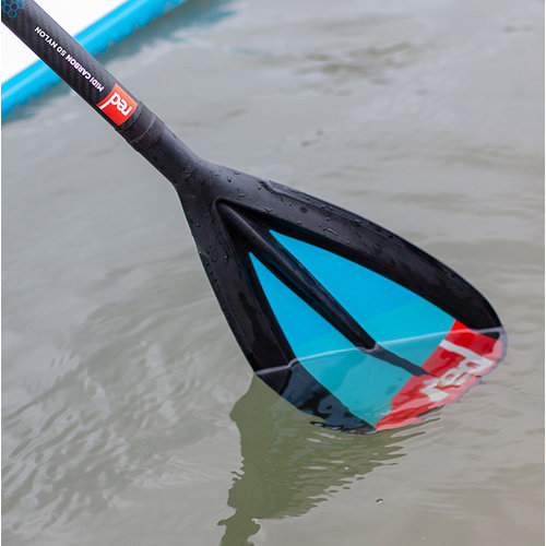 Red Paddle Co Red Paddle - Midi Carbon 50 Nylon - 3-delige SUP Peddel