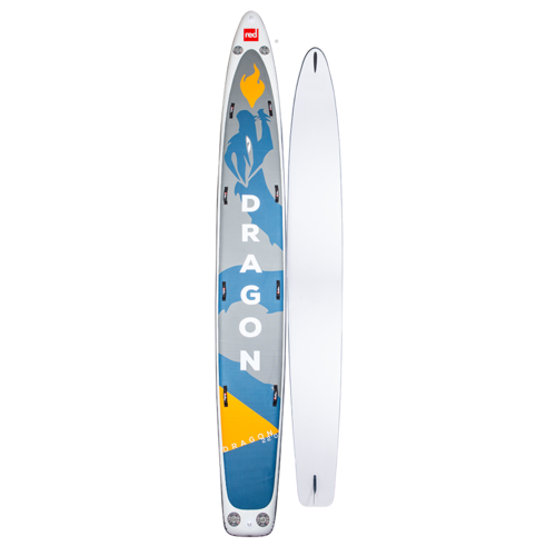 Red Paddle Co Red Paddle - 22'0 Dragon - SUP Board