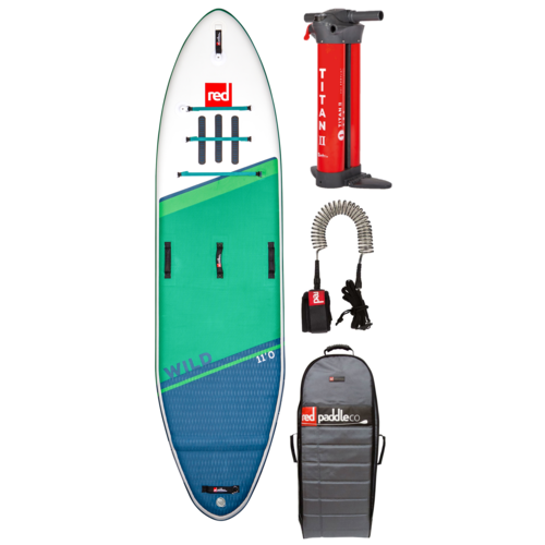Red Paddle Co Red Paddle - 11'0 Wildwater - SUP Board 2021