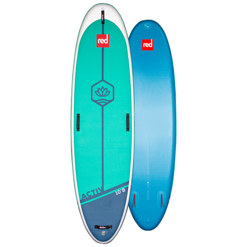 Red Paddle Co Red Paddle - 10'8 Activ Yoga - SUP Board