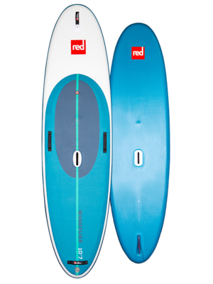 Red Paddle Co Red Paddle - 10'7 Windsurf - SUP Board
