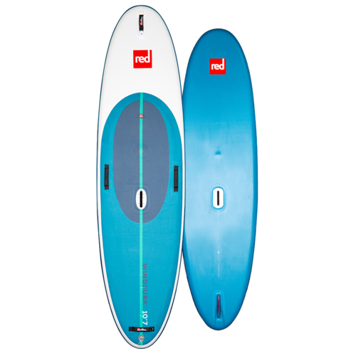 Red Paddle Co Red Paddle - 10'7 Windsurf - SUP Board Set