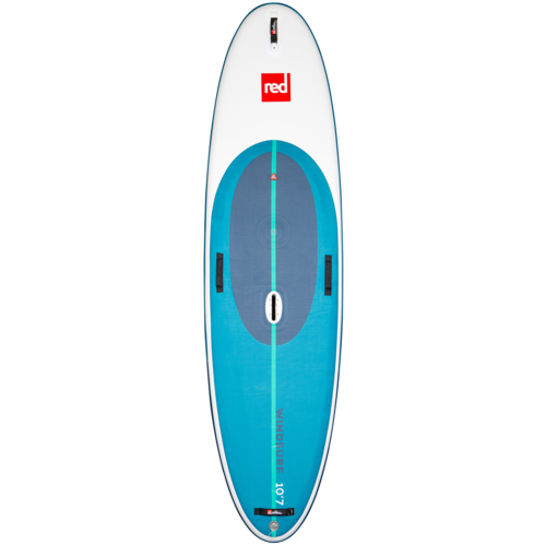 Red Paddle Co Red Paddle - 10'7 Windsurf - SUP Board Set 2021
