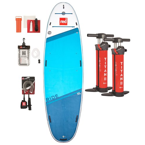 Red Paddle Co Red Paddle - 17'0 XL Ride - Mega SUP Board 2021