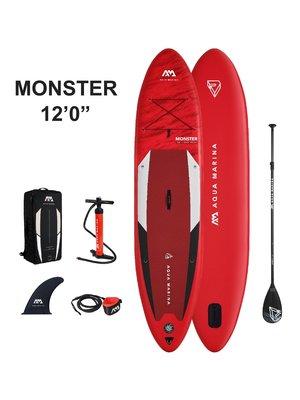 Aqua Marina Aqua Marina - Monster 12'0 - SUP Board Set