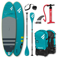 Fanatic - Fly Air Premium 9'8 - SUP Board Set