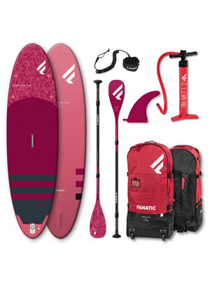 Fanatic Fanatic - Diamond Air 10'4 - SUP Board Set