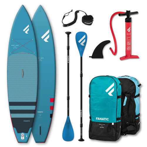 Fanatic Fanatic - Ray Air Pure 12'6 - SUP Board Set