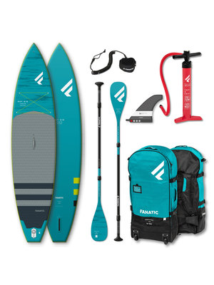 Fanatic Fanatic - Ray Air Premium 11'6 - SUP Board Set