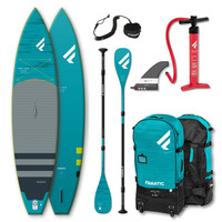 Fanatic - Ray Air Premium 12'6 - SUP Board Set