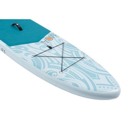 MOAI MOAI - Allround 9'5 - SUP Board Set 2021