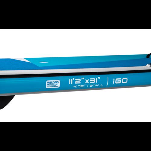 Starboard SUP Starboard - iGO Tikhine Wave 11'2 - SUP Board 2021