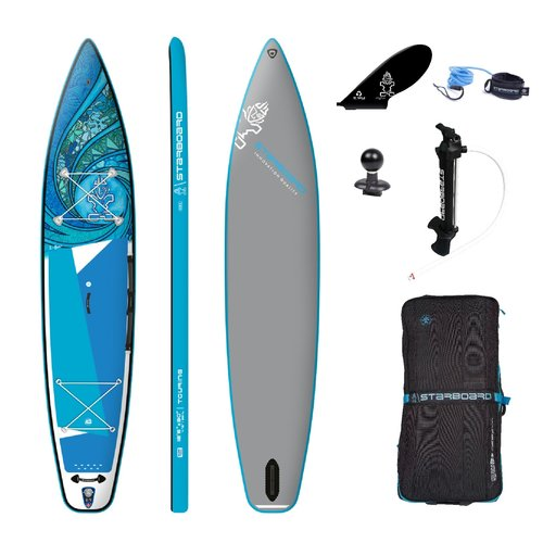 Starboard SUP Starboard - Touring Tikhine Wave 12'6 - SUP Board 2021