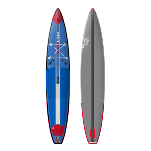 Starboard SUP Starboard - All Star Airline Deluxe 12'6 - 2021