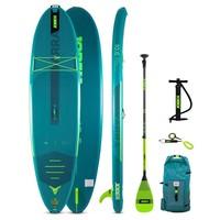 Jobe - Yarra 10'6 Teal - SUP Board Set