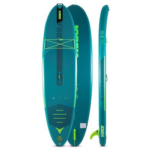 JOBE Jobe - Yarra 10'6 Teal - SUP Board Set 2021