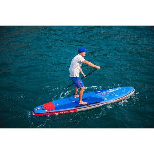 Starboard SUP Starboard - Enduro Tiki Tech Blue-  2-delige SUP Peddel