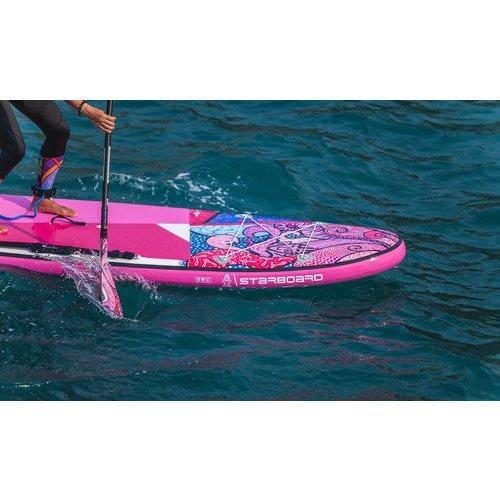 Starboard SUP Starboard - Enduro Tiki Tech Sun - 3-delige SUP Peddel 2021