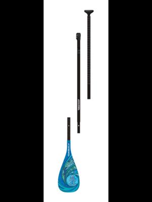 Starboard SUP Starboard - Enduro Tiki Tech Wave - 3-delige SUP Peddel