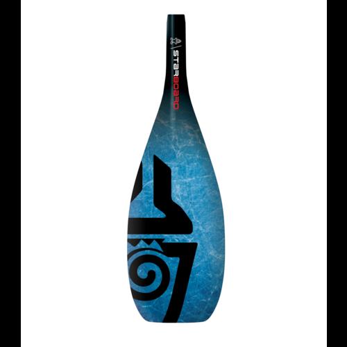 Starboard SUP Starboard - Lima Tiki Tech Blue - 2-delige SUP Peddel 2021