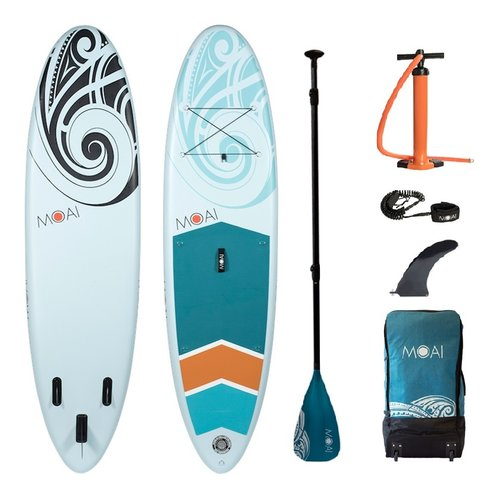 MOAI MOAI - Allround 10'6 - SUP Board Set