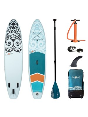 MOAI MOAI - Allround 11'0 - SUP Board Set