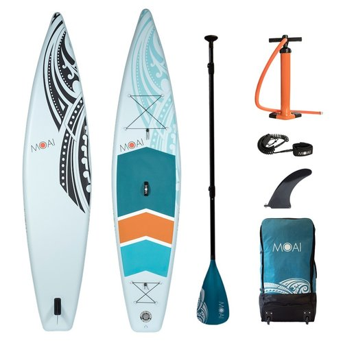 MOAI MOAI - Touring 12'6 - SUP Board Set