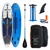 STX - Freeride 10'6 - SUP Board Set