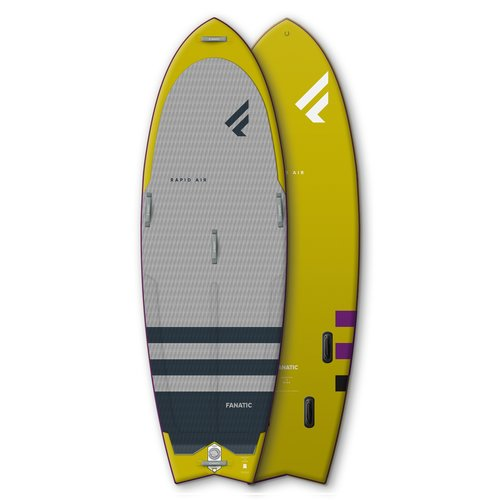 Fanatic Fanatic - Rapid 9'6 - Wildwater SUP Board