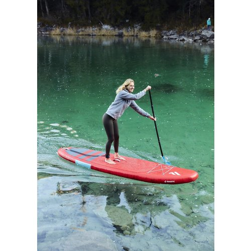 Fanatic Fanatic - Fly Air Red 9'8 - SUP Board Set 2021