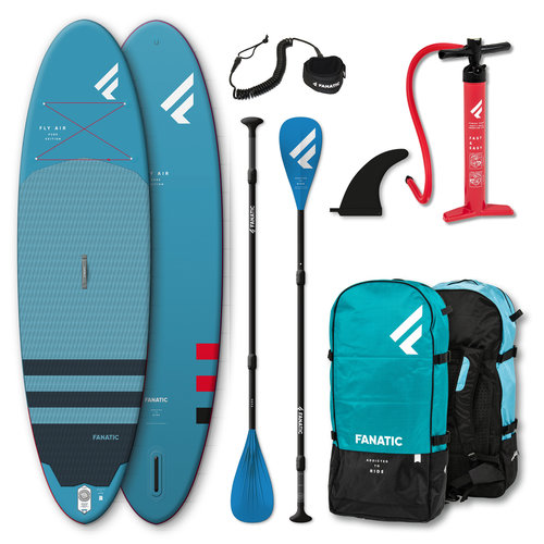 Fanatic Fanatic - Fly Air Pure 10'4 - SUP Board Set