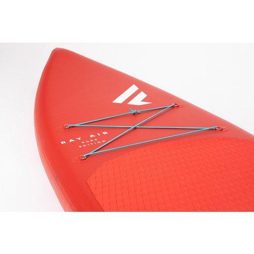 Fanatic Fanatic - Ray Air Pure Red 12'6 - SUP Board Set 2021