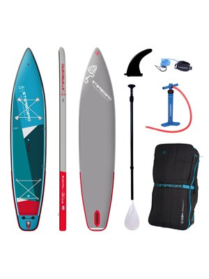 Starboard SUP Starboard - Touring Zen 12'6 - SUP Board Set