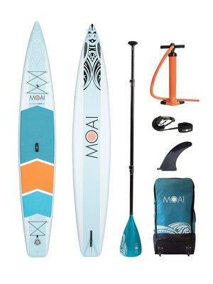 MOAI MOAI - Race 14'0 - SUP Board Set