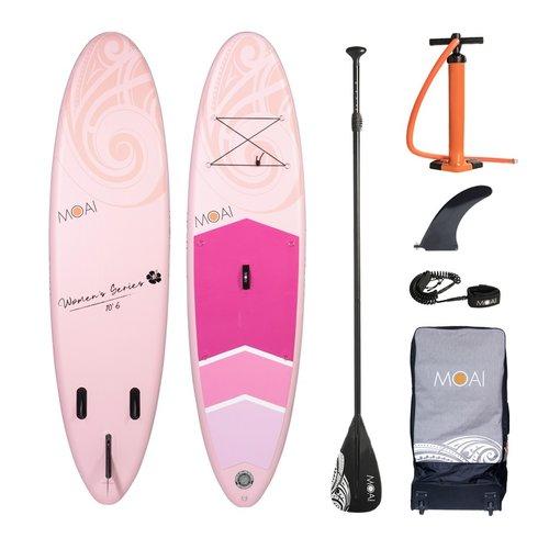 MOAI MOAI - Allround WS 10'6 - SUP Board Set