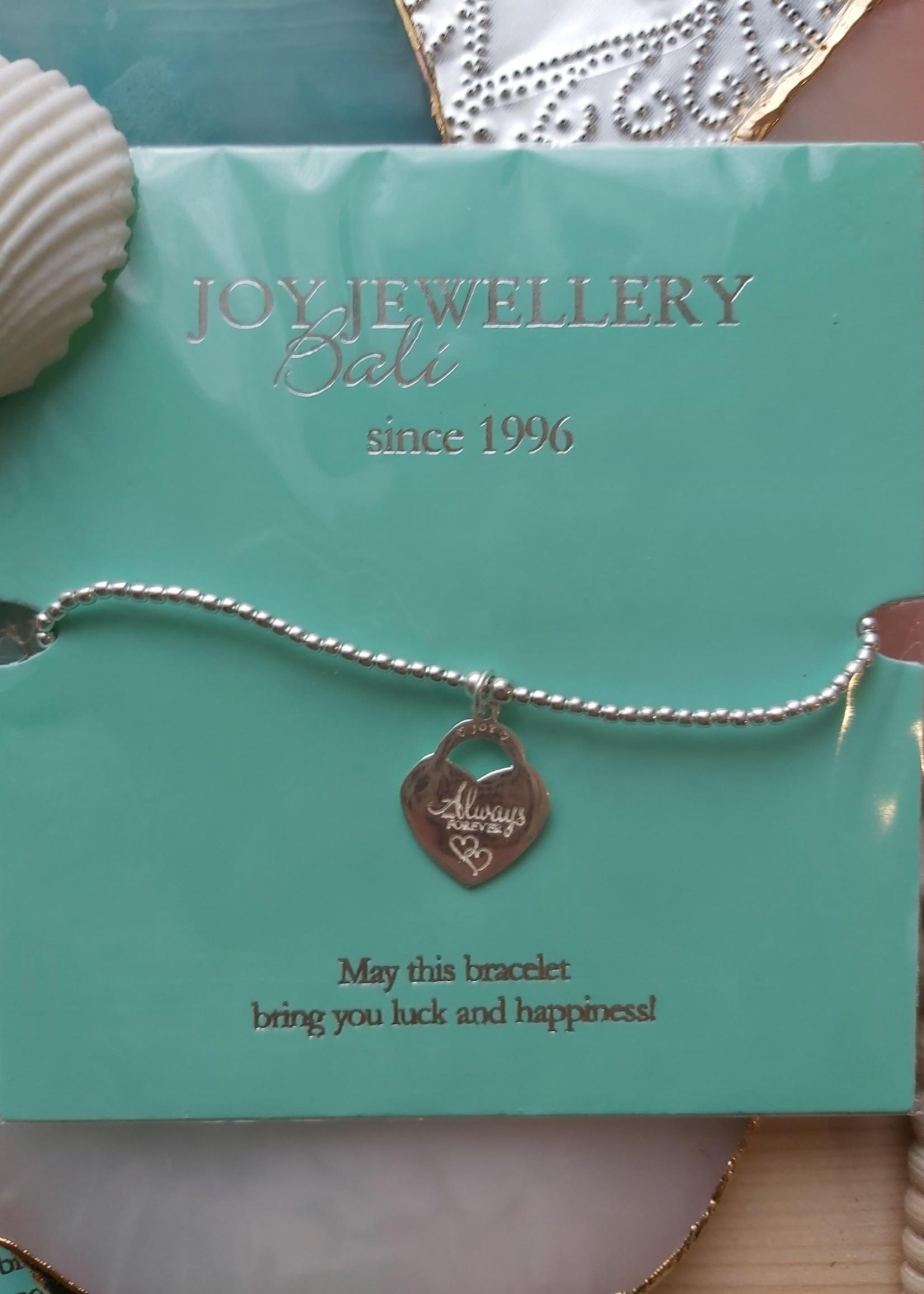Joy Bali JOY Tiny Wish armband Always & Forever