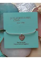 Joy Bali JOY Tiny Wish armband - I love you