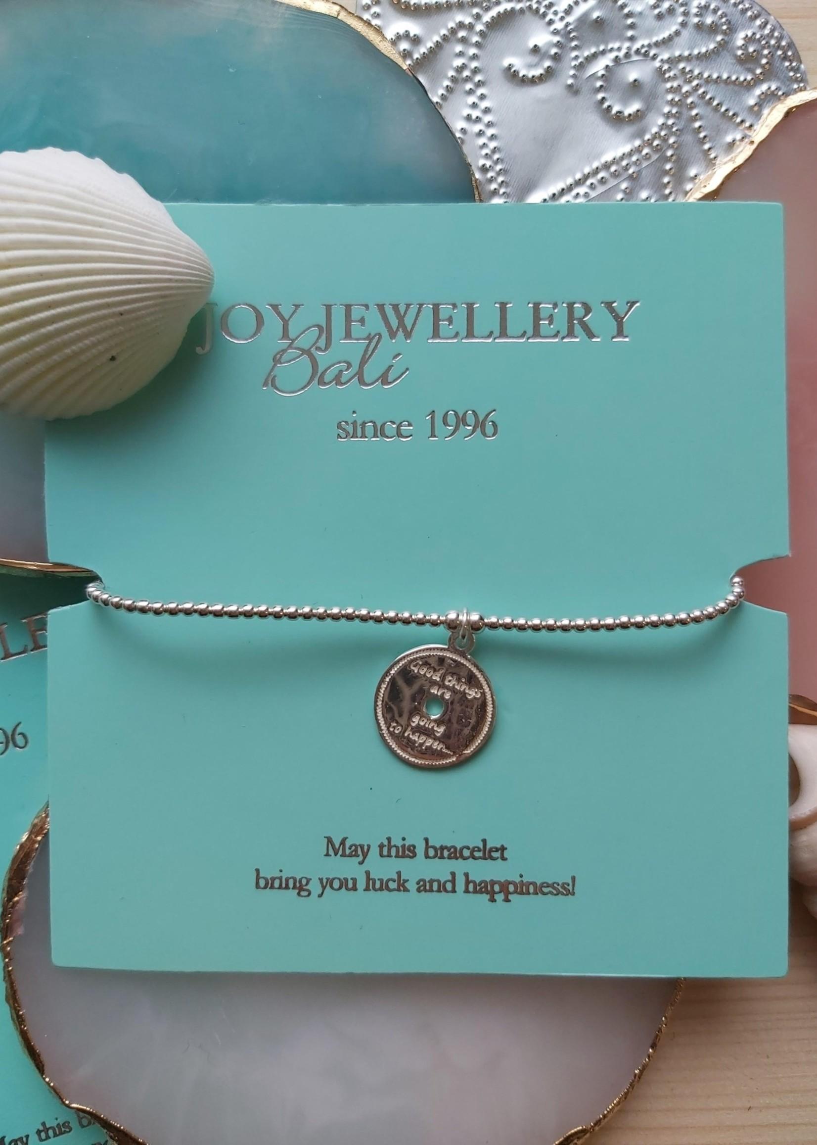 Joy Bali JOY Tiny Wish armband - Good Things