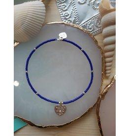 Joy Bali JOY Jamaica armband blauw