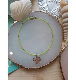 Joy Bali JOY Jamaica armband groen