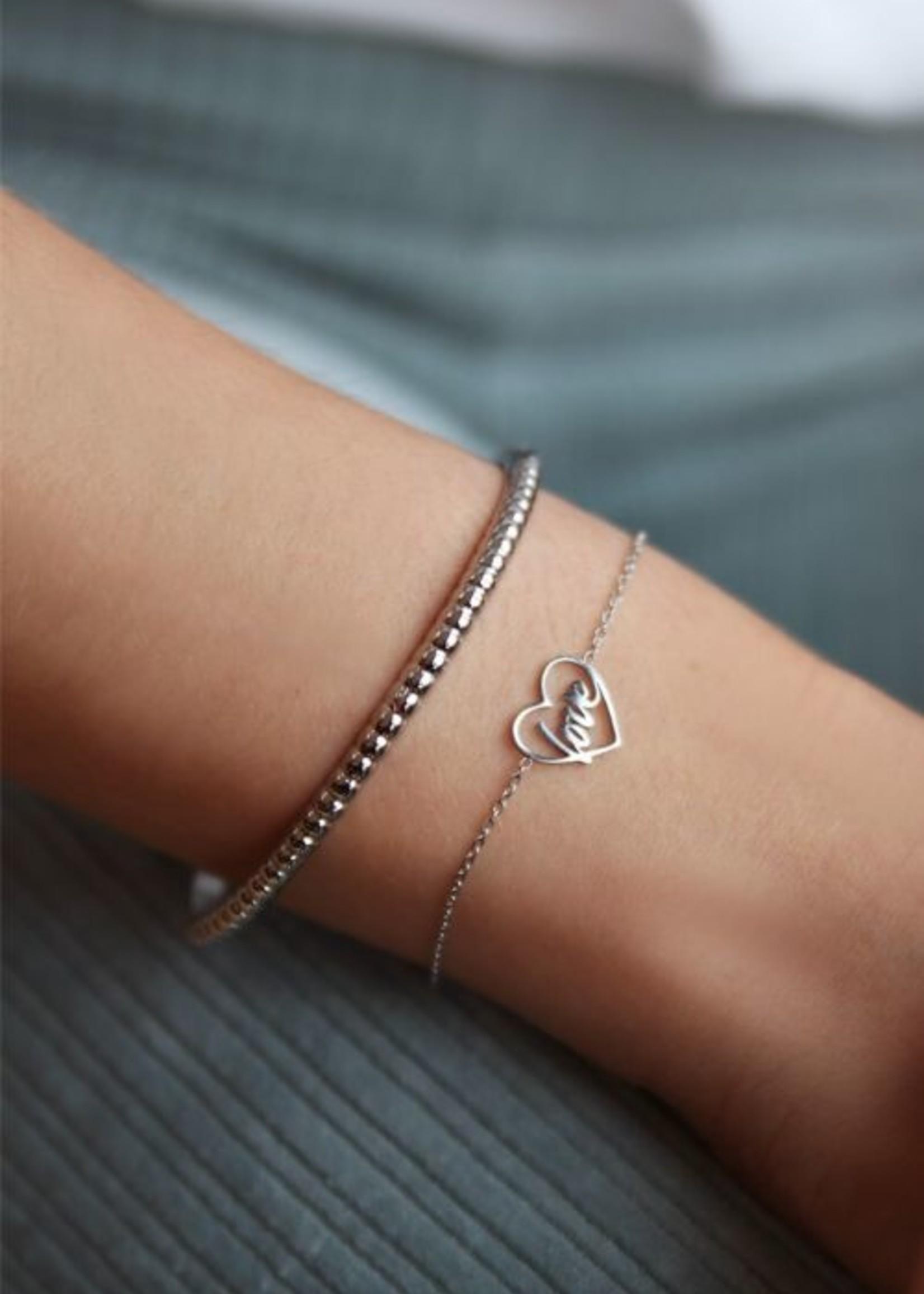 My Jewellery My Armband Love