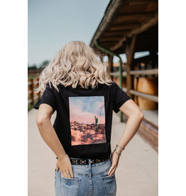 Studio Mays Studio Mays Shirt - Desert Backprint