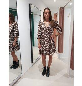 L'Avenue Ruffle Jurkje - Leopard