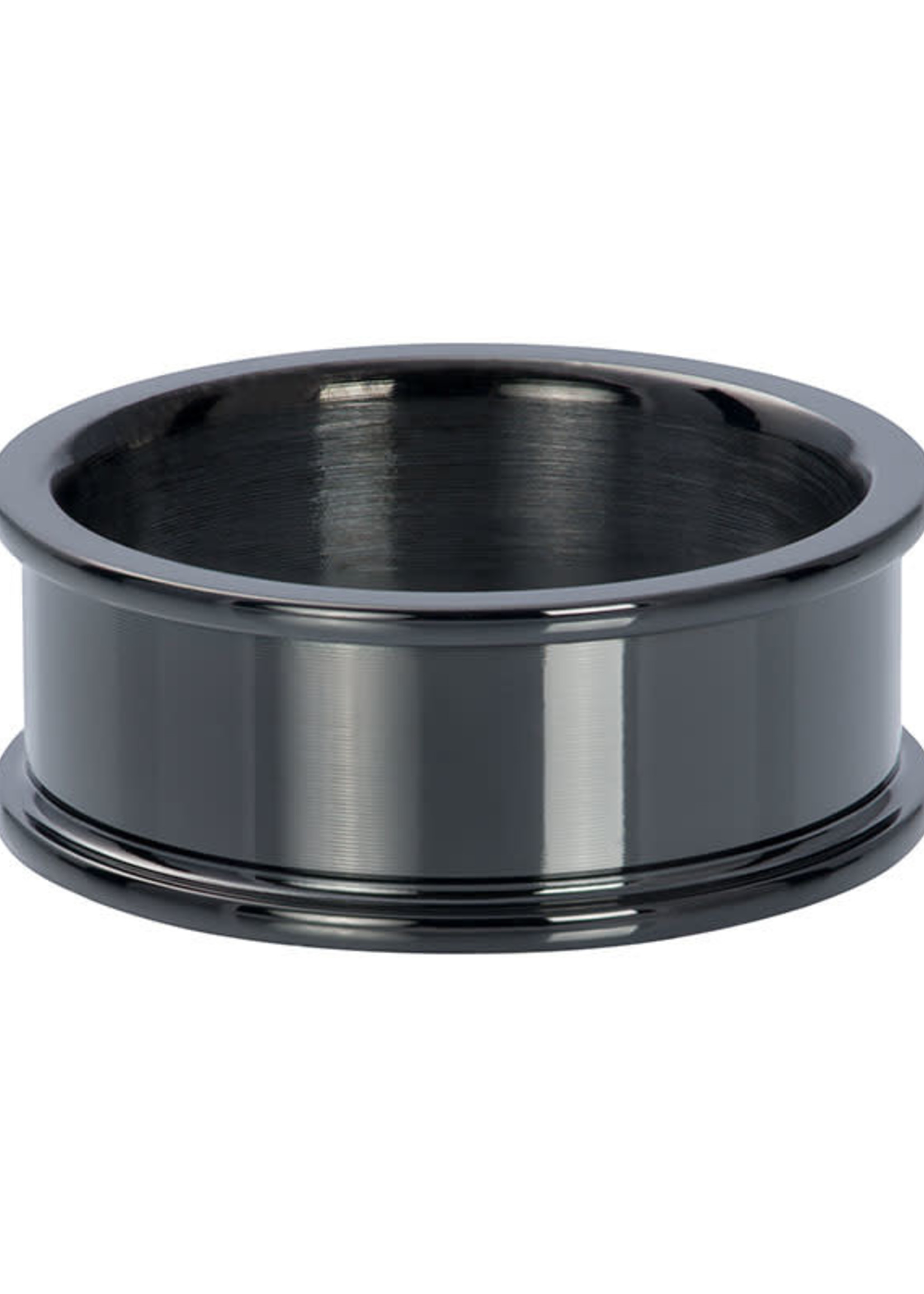 Basishuls zwart 8mm