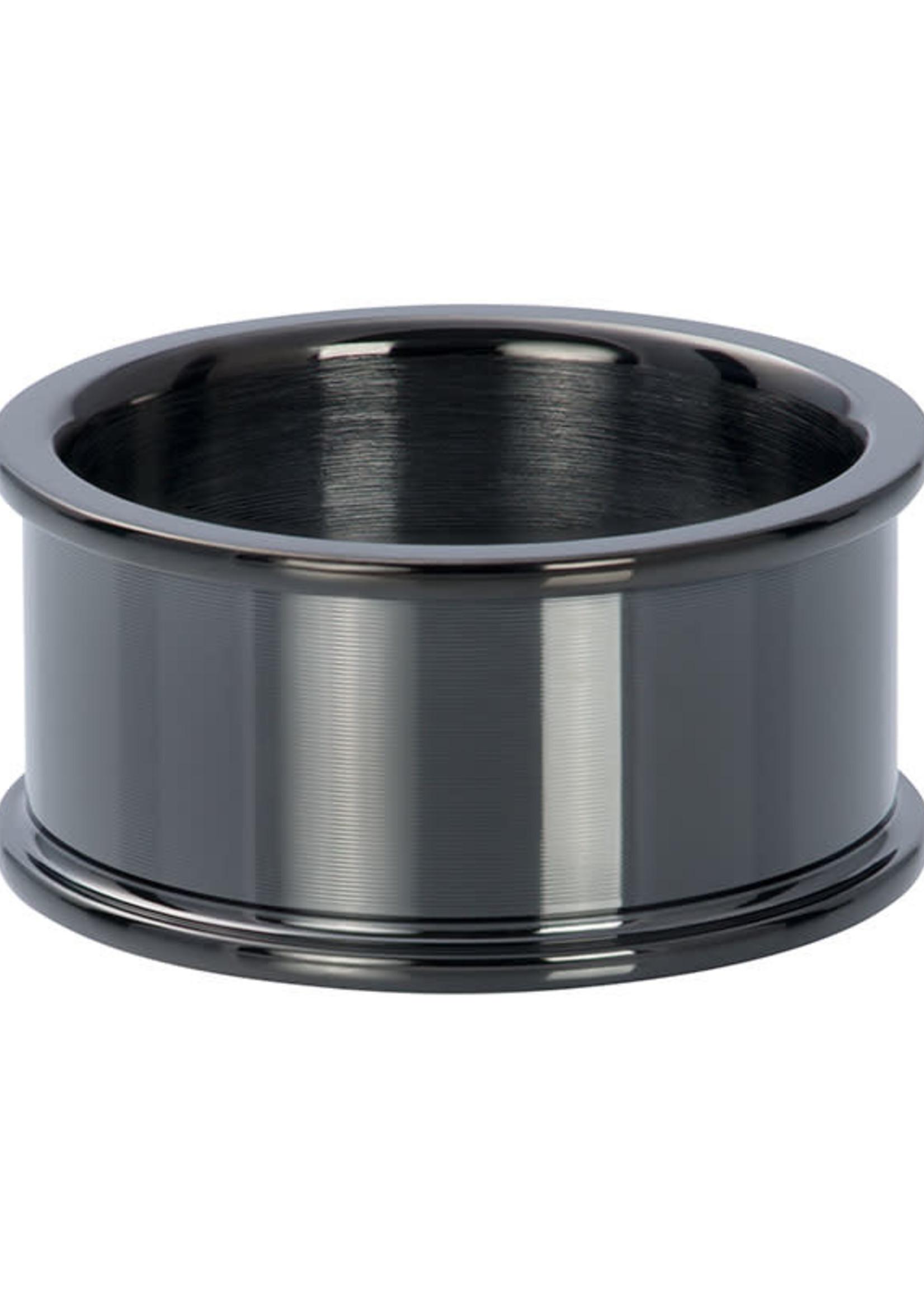 Basishuls zwart 10mm