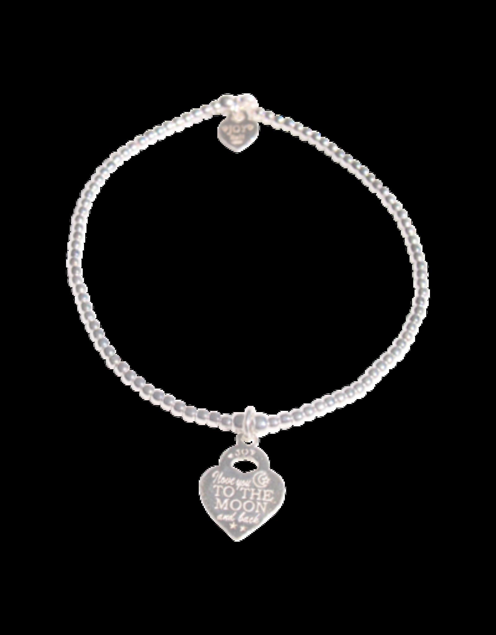 Joy Bali JOY Tiny Wish armband - To the Moon