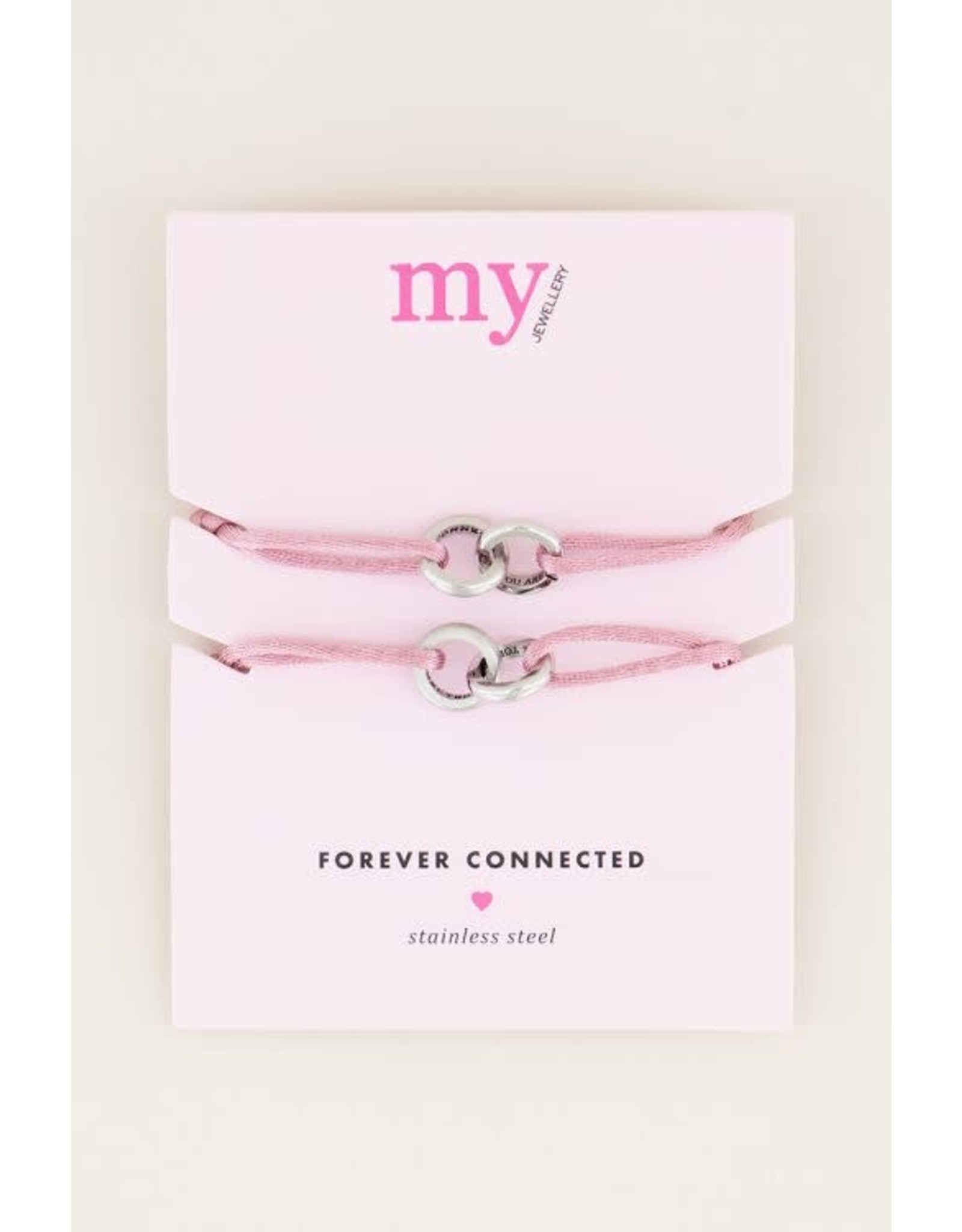 My Jewellery My Jewellery Forever connected armbanden