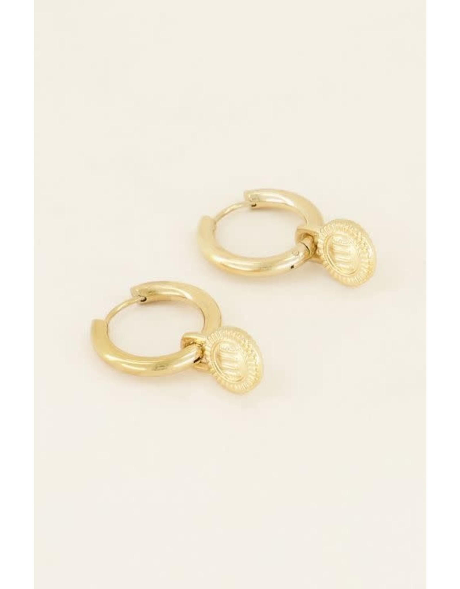 My Jewellery My Jewellery Les Antiques oorbellen