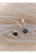 Joy Bali JOY bonita oorbellen zwart