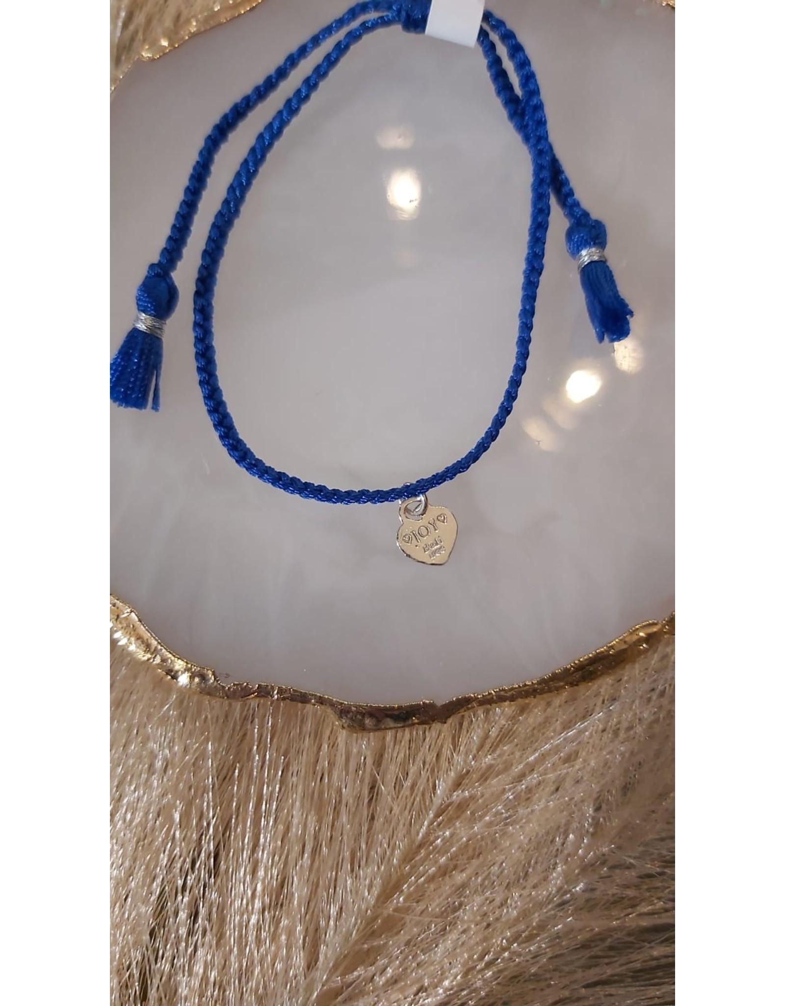 Joy Bali JOY Bali Iluh armband - Kobalt blauw